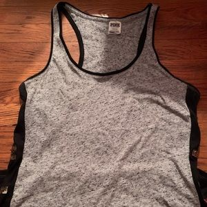 Victoria's Secret Pink bling tank top